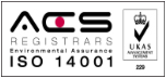 ACS registrars Health and Safety ISO 14001